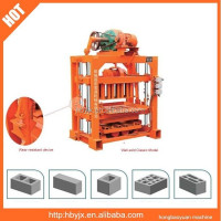 QTJ4-40 cost of hollow block machine,hollow block machine bulacan