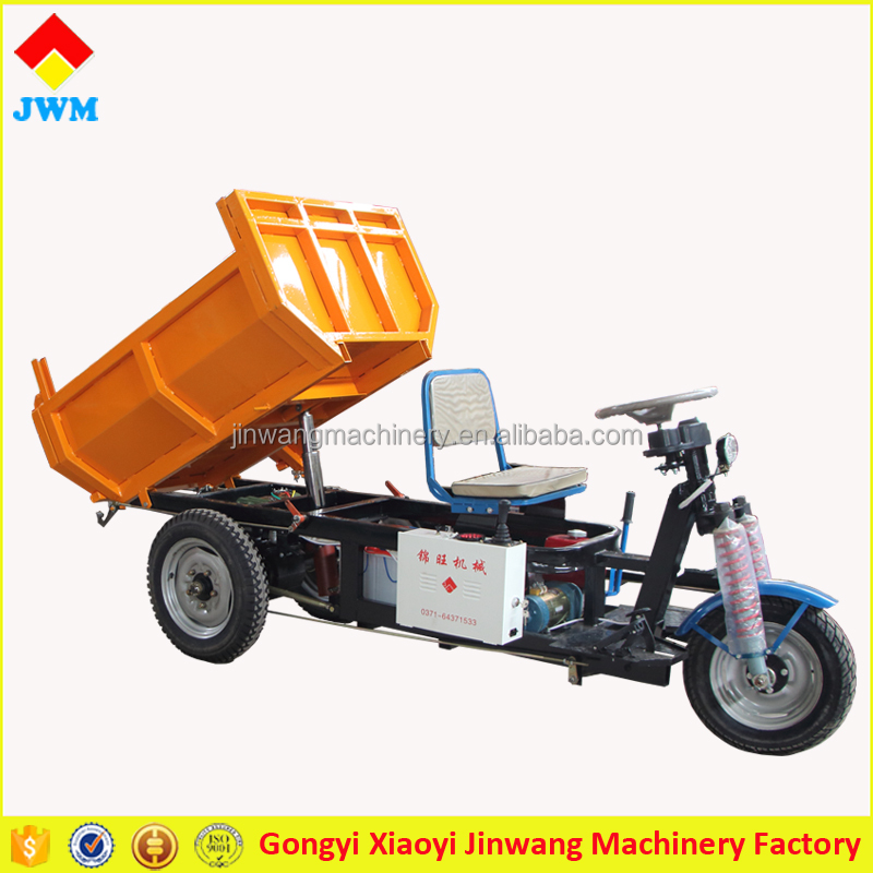 2017 most popular 1000W 48V three wheeler Electric cargo tricycle