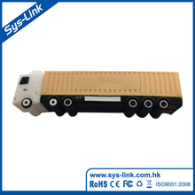 2017 New fast delivery 3D truck usb flash drive key