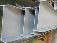 Structural carbon steel h beam profile H iron beam (IPE UPE HEA HEB) off promotions