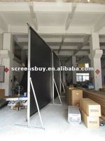 10'x30' Fast fold screen fast portable screen