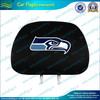 Sport Club flag car seat head rest cover