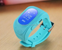 Kids gps watch phone 3g wifi kids tracker smart watch