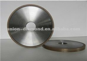 1FF1 resin bond diamond grinding wheels