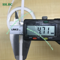 4.7mm Environment Friendly Machine Use Print PP Strapping Band