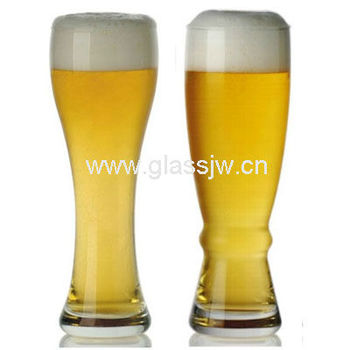 12oz customized beer glasses