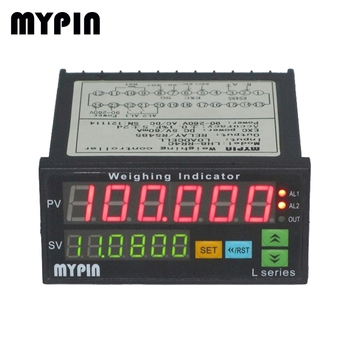 MYPIN 6 digits Precision LED Loadcell Indicator(LH86-NND)