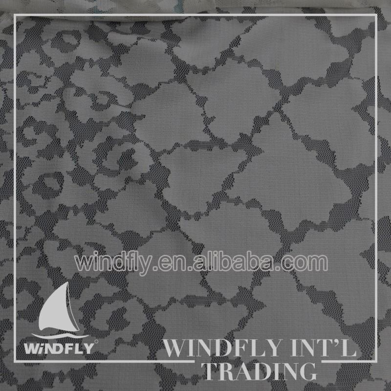 New Product Various Styles Voile Lace