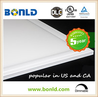 Super quality 5 years warranty csa approved square led panel light 2x2