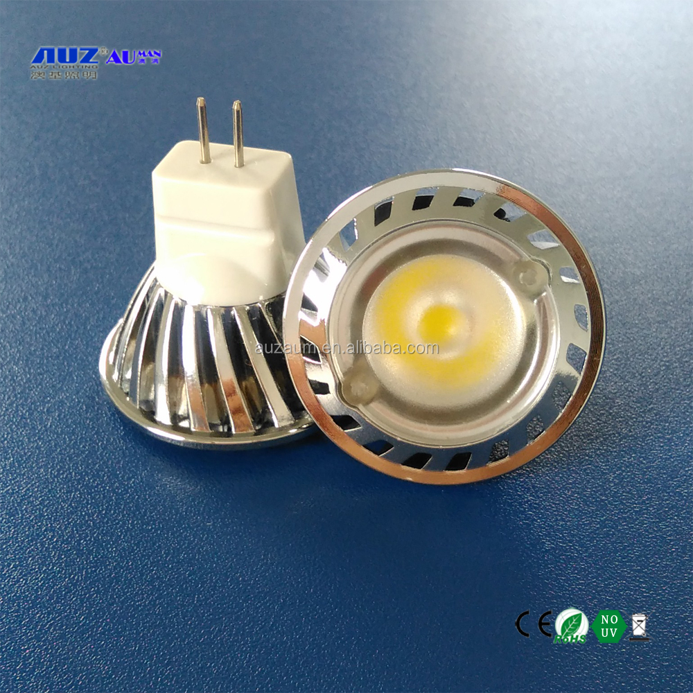 High quality Dimmable MR11 G4 12V 1W LED Spotlight 1 watt led mr11