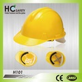 H101 ABS and ANSI head protection safety construction helmet workwear for builders