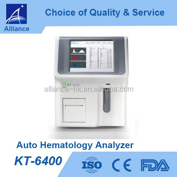 Auto Hematology Analyzer KT-6400