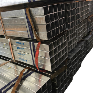 Construction Materials Square Galvanized Astm Carbon Steel Pipe