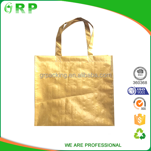Fashion reusable promotional foldable roll-up eco shopping bag