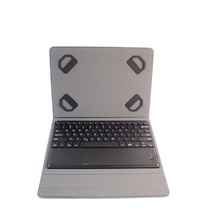 9.7 tablet pc leather case bluetooth keyboard