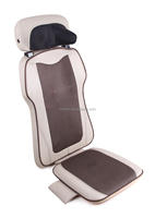 2014 new product as seen on tv 3D shaitsu massage cushion with neck massage