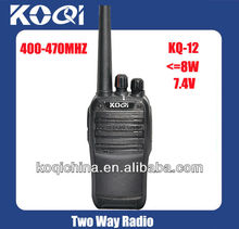 Long-distance radio communication KQ-12 High power