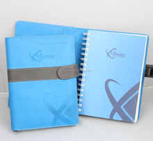 Fashionable multifunction notebook /organizer notebook with pen