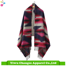 Custom Accessories Women Luxury Brand Pashmina Shawl