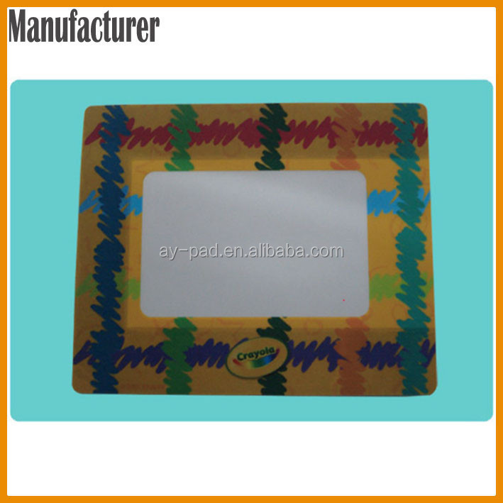 AY Personalized Picture Gifts Customized Mouse Pad Photo Insert Mouse Pad For Promotion Gift, Trade Assurance Moue Pad