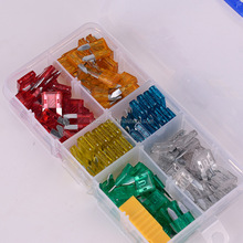 hot selling 48V plug-in type auto blade fuse assortment kit 120pcs