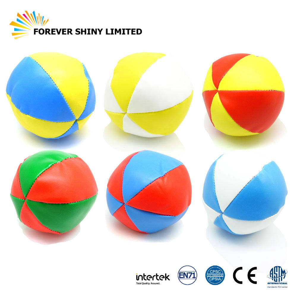 Promotional Novelty Gift Kids Small Capsules Inflatable Toy PU Foam Plastic Safe 100mm Kids Soft Sport Ball for Vending Machine