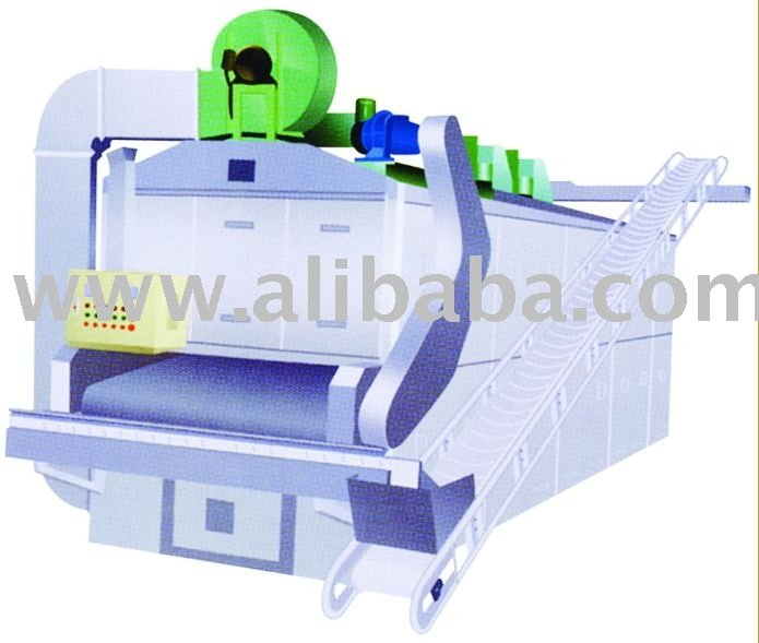 Automatic First Dryer Machine For Snack