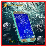 [UPO] New Product Hybrid Shockproof Waterproof TPU+PC Phone Cover Case for Samsung S7 Full Covered