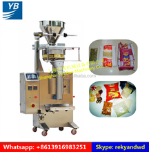 YB-300K Automatic peanuts packing machine granule filling and sealing machine
