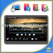 Touch Screen Mp6 Video Players