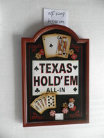 hotel furniture for hotel decoration,texas holdem sign,retro design furniture,low price,factory direct sale