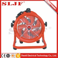 new design air ventilation industrial 12v dc solar fan
