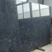 hot sale granite tiles color dark blue