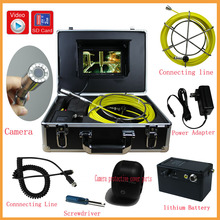 Hottest product! Made In China, Underwater Wells, Blocked Drains, Pipes Inspection Camera