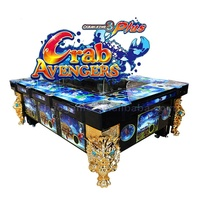 8 Players Ocean King 3 Fish Game Table Gambling Fishing Machine For Sale (YJ004)