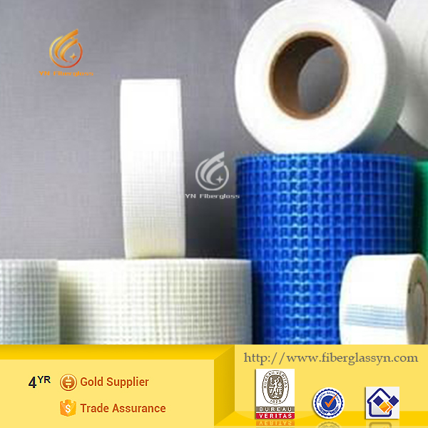 Has a good alkali resistance and flexibility C-glass Fiberglass Mesh used for Building sealing tape