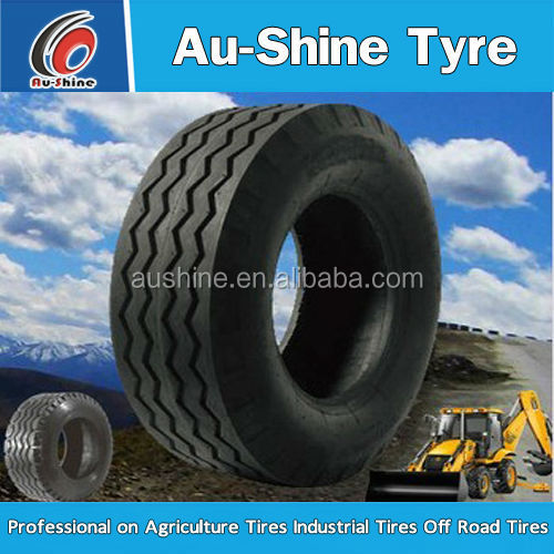 Aushine brand loader backhoe tires 11l-16