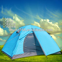 2 person canvas camping tent