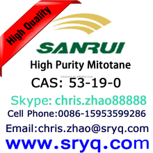 Cas 53-19-0 Mitotane, High Purity Mitotane