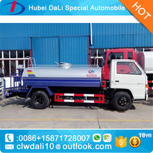 Manual Transmission Type and Diesel Fuel Type Water / Fuel Refuler Bowser / Bladder Truck on sale