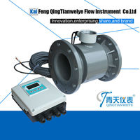 Electromagnetic Flow Meter Measurement Amp Analysis