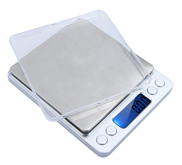 500g x 0.01g Electronic Mini Digital Precision Weight Small Jewellery Kitchen Weighing Scale