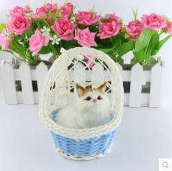 craft newest real looking mini popular factory sale lifelike pet