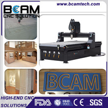Looking for agent wood carving small cnc lathe with torary axis