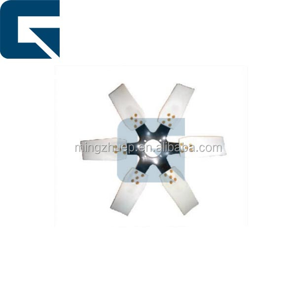 30948-80400 6D22 diesel engine parts blade cooling fan for HD1250