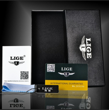 LIGE Watch Gift Box, It Will De Sale With LIGE Watches.Not De Sale Separately.Hard Card Material