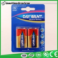 Efficient Energy Pro-Environment Dry Battery 9 Volt Alkaline Battery Prices