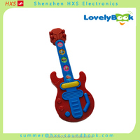 High Quality Electronic Guitar Musical Toy for Kids Made in China