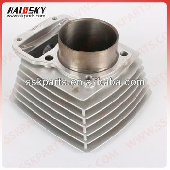 HAISSKY High quality 200cc motorcycle engine parts cylinder for lifan