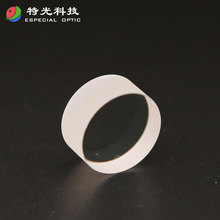 Uncoated UV Fused Silica Positive Meniscus Lenses